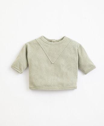 Camisola de malha em algodão orgânico - Play Up