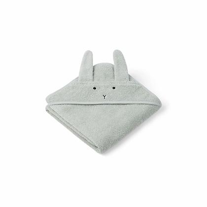 Toalha com Capuz - Albert - Rabbit dusty mint