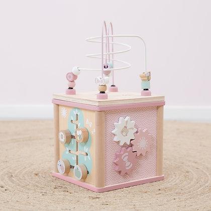 Cubo de Atividades - Rosa