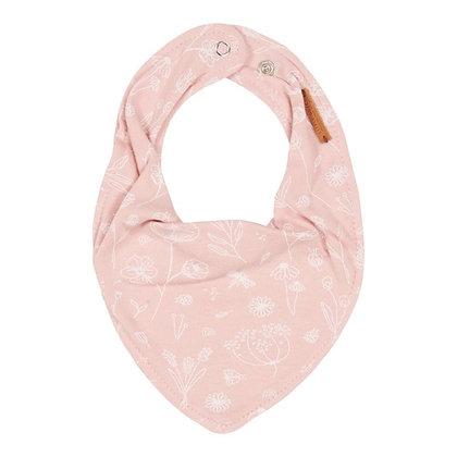 Bandana Wild Flowers Pink - Little Dutch
