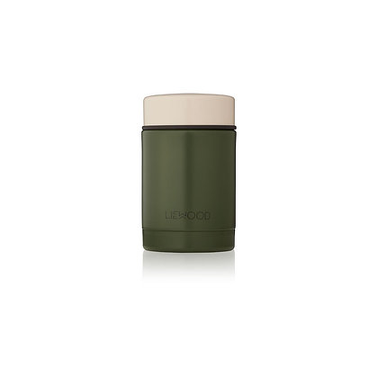 Nadja Food Jar - Panda Hunter Green