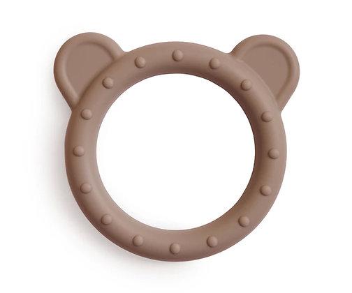 Mordedor Urso - Natural - Mushie