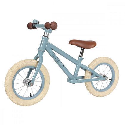 Bicicleta de Equilíbrio – Azul Gloss - Little Dutch