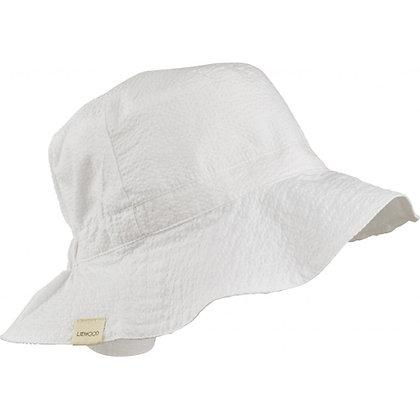 Chapéu de Sol - Loke bucket  - Branco - Liewood