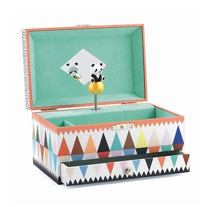 Caixa de Música – A Música do Panda - Djeco