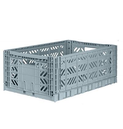 Caixa de Arrumação Grande - Eef Lilemor - Azul Palo