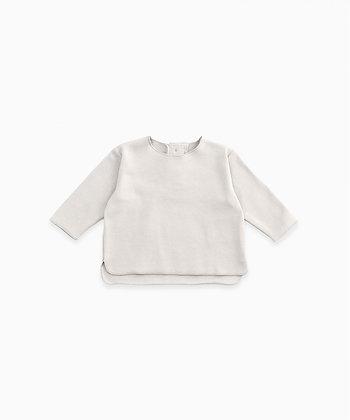 T-shirt de malha em algodão orgânico -RICARDO