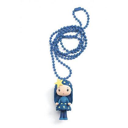 Colar amuleto Tinyly - Luz - Djeco