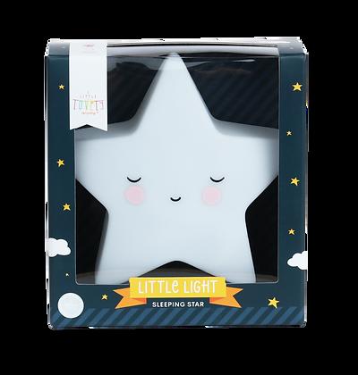 Luz de presença Estrela Branca