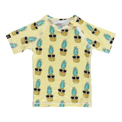 Punky Pineapple - T-Shirt
