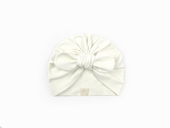 Hibbie turban - Vanilla