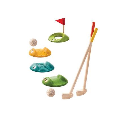 Set Mini Golf - PlanToys