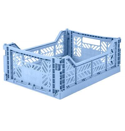 Caixa de Arrumação Média - Eef Lilemor - Azul