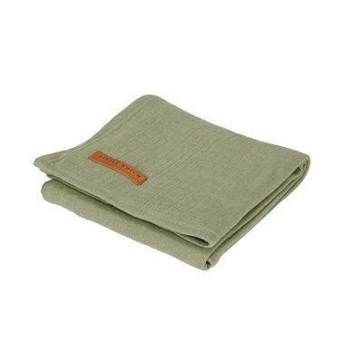Musselina 120 x 120 Pure Olive