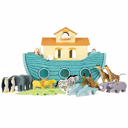 A grande Arca de Noé - Le Toy Van
