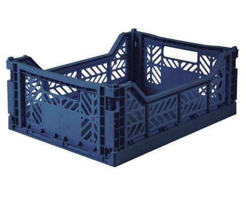 Caixa de Arrumação Média - Eef Lilemor - Azul Marinho