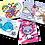 Thumbnail: Colorir com água - Animais de Fantasia