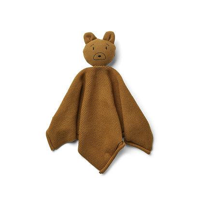 Naninha Milo Knit - Mr bear golden caramel - Liewood