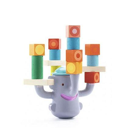 Jogo de Empilhar Elefante - Djeco