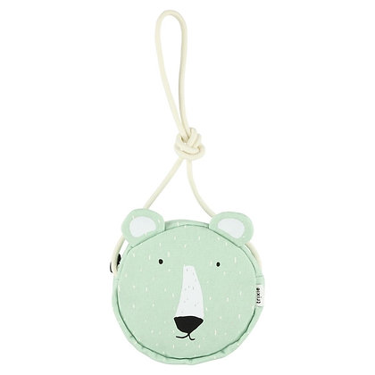 Bolsa redonda - Sr. Urso Polar - TRIXIE