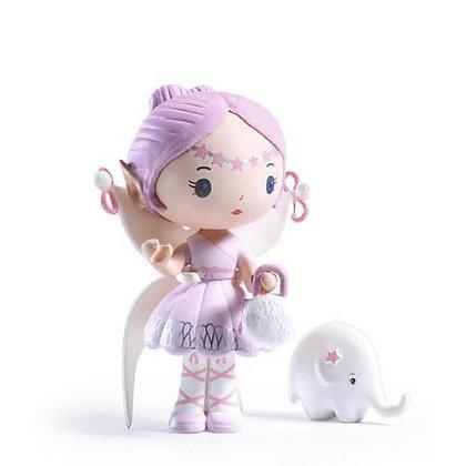 Figurinhas Tinyly - Elfe & Bolero - Djeco
