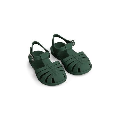 Sandálias Bre - Verde Escuro - Liewood
