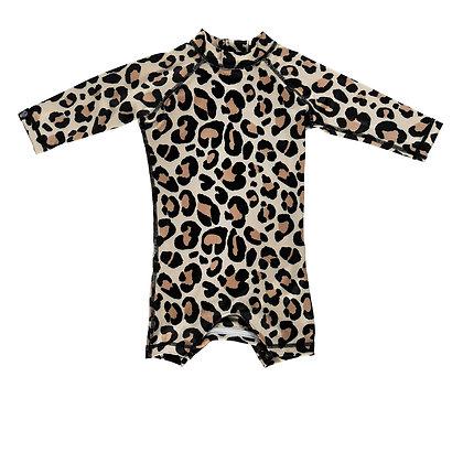 Leopard shark babysuit - Fato de banho