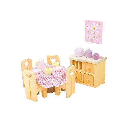 Sala de Jantar - SugarPlum - Le toy Van