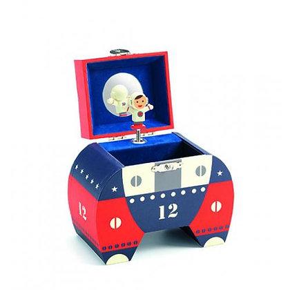 Caixa de Música – Polo 12 – O Astronauta - Djeco
