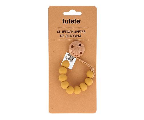 Clipe porta-chucha - Tutete - Pure Mustard