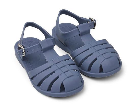 Sandálias Bre - Azul escuro - Blue Wave - Liewood