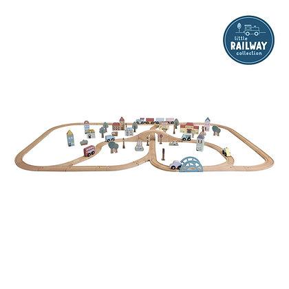Pista de Comboio – Caminhos de Ferro XXL – Railway Collection