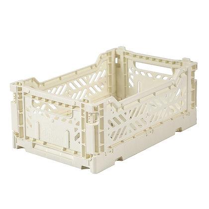 Caixa de Arrumação Mini - Eef Lilemor - Creme