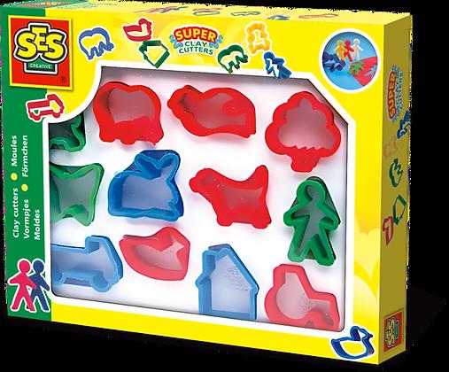 Moldes para Plasticinas