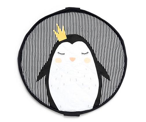 Saco de arrumação  Play&Go Soft Pinguim