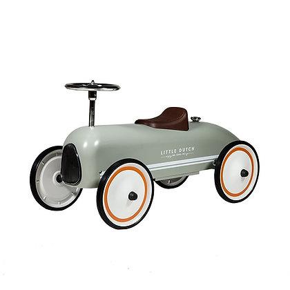 Carro Retro Olive - Little Dutch