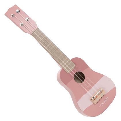 Guitarra de Criança – Rosa - Little Dutch