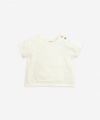 T-shirt Jersey Windflower - Play Up