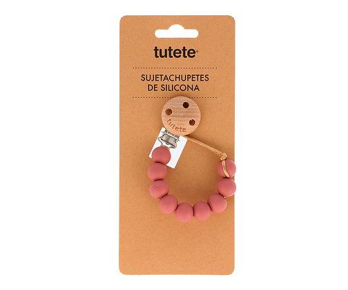 Clipe porta-chucha - Tutete - Pure Terracota