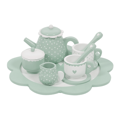 Conjunto de Chá Menta - Little Dutch