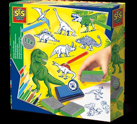 Carimbos de Dinossauros