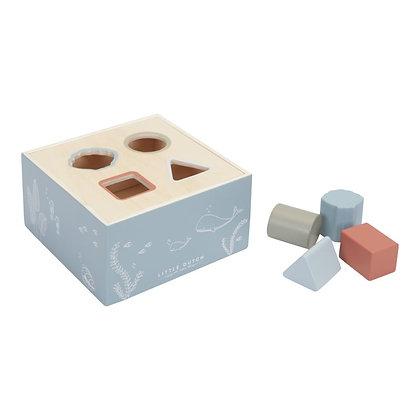 Caixa de Formas - Ocean - Little Dutch