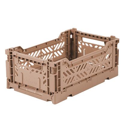 Caixa de Arrumação Mini - Eef Lilemor - Taupe