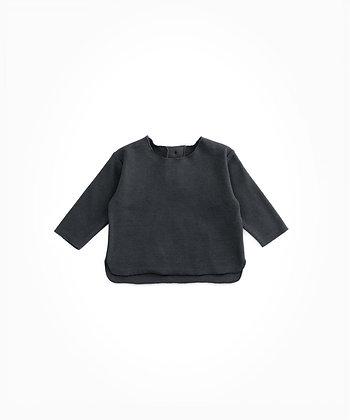 T-shirt de malha em algodão orgânico - RASP