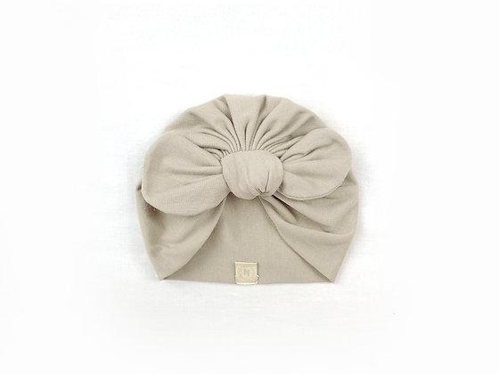 Hibbie turban - Ivory