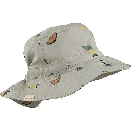 Chapéu de Sol - Sander Bucket  - Fruit Dove Blue - Liewood