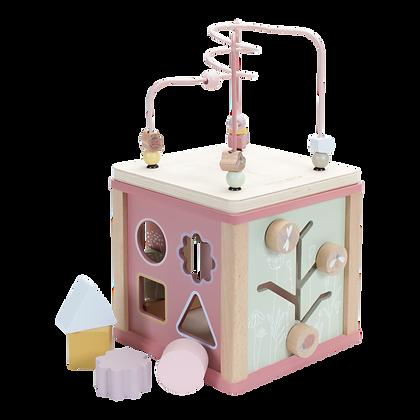 Cubo de Atividades – Flores Silvestres - Little Dutch