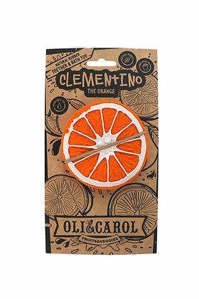 Clementino a Laranja - mordedor
