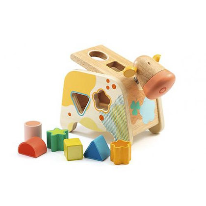 Jogo de Encaixes - Formas e Cores - Djeco