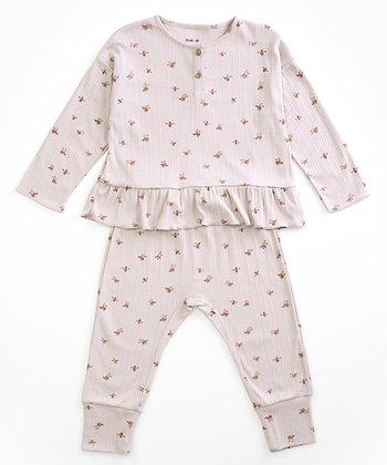 Pijama em algodão orgânico